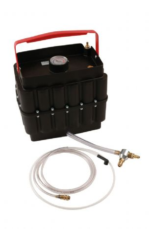 Laser 8003 Portable Vacuum Box - Fluid Extraction